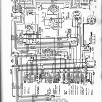 1957 T Bird Wiring Diagram