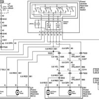 1999 Chevy Tahoe Power Mirror Wiring Diagram