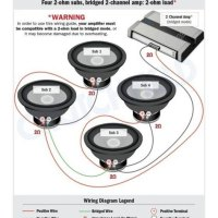 Home Subwoofer Wiring Diagram