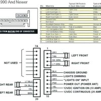 Radio Wiring Diagram For 1990 Chevy 1500